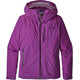 Patagonia Stretch Rainshadow Jas Dames violet
